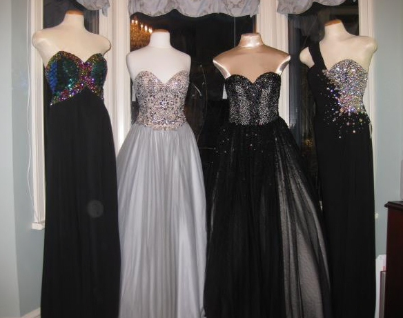 Like us on Facebook for updates as new dresses arrive in store.