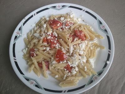 feta tomato pasta