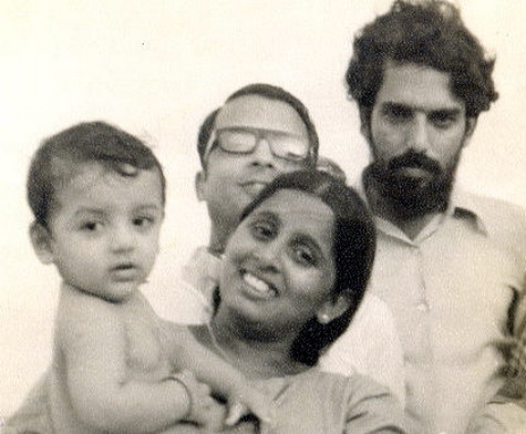 Childhood Pictures: John Abraham Childhood Pictures