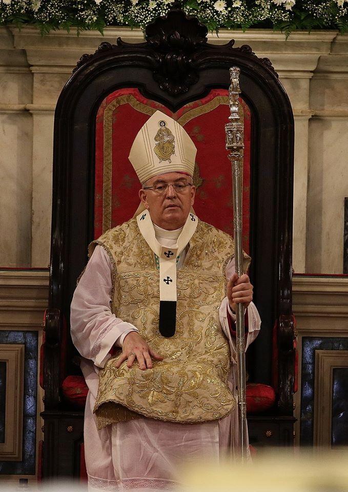 OREMOS pelo nosso Arcebispo, D. José Francisco