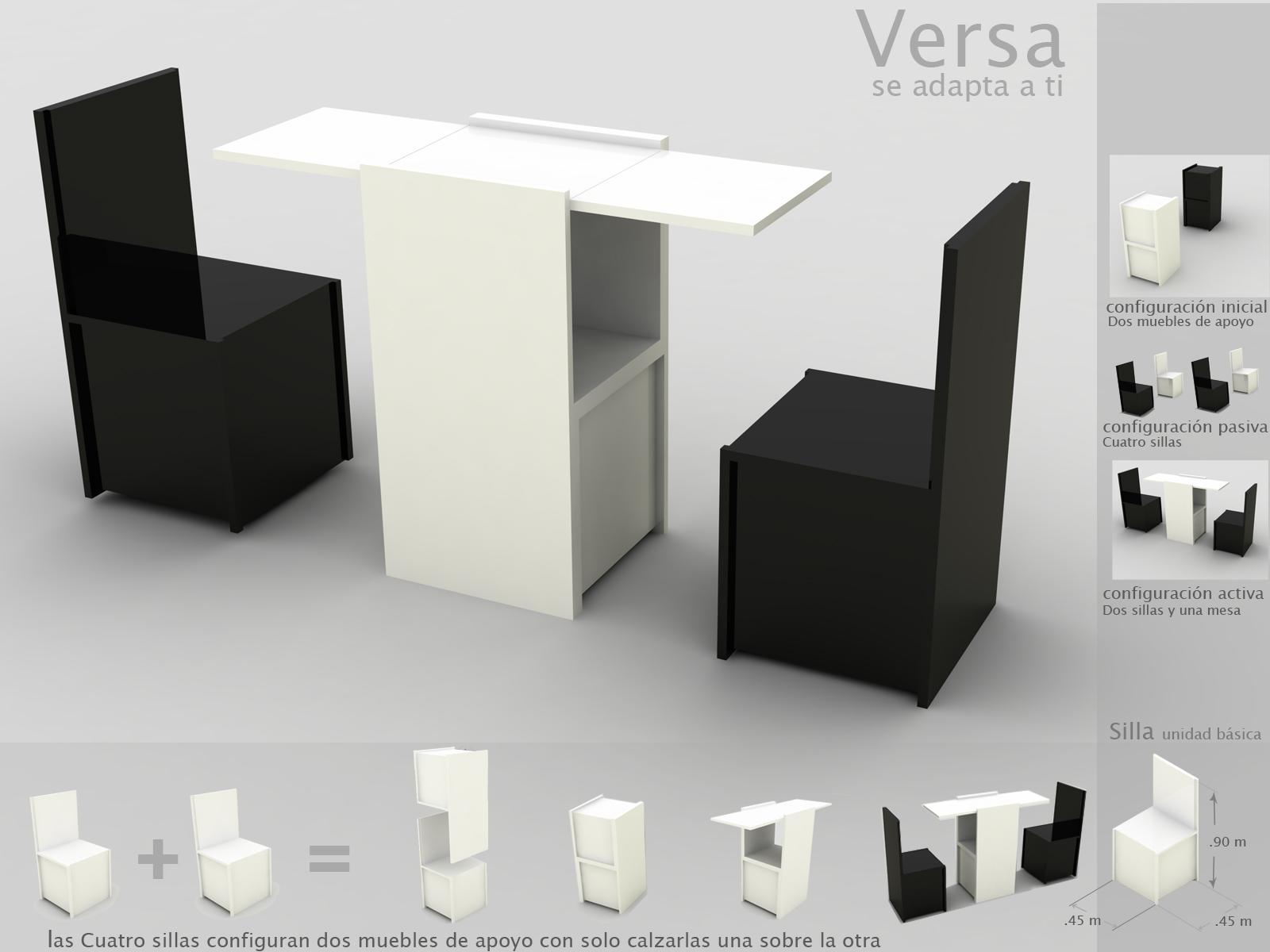 Ac arquitectura en colectivo 2009 concurso de dise o for Diseno industrial mobiliario