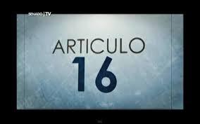 ARTICULO 16