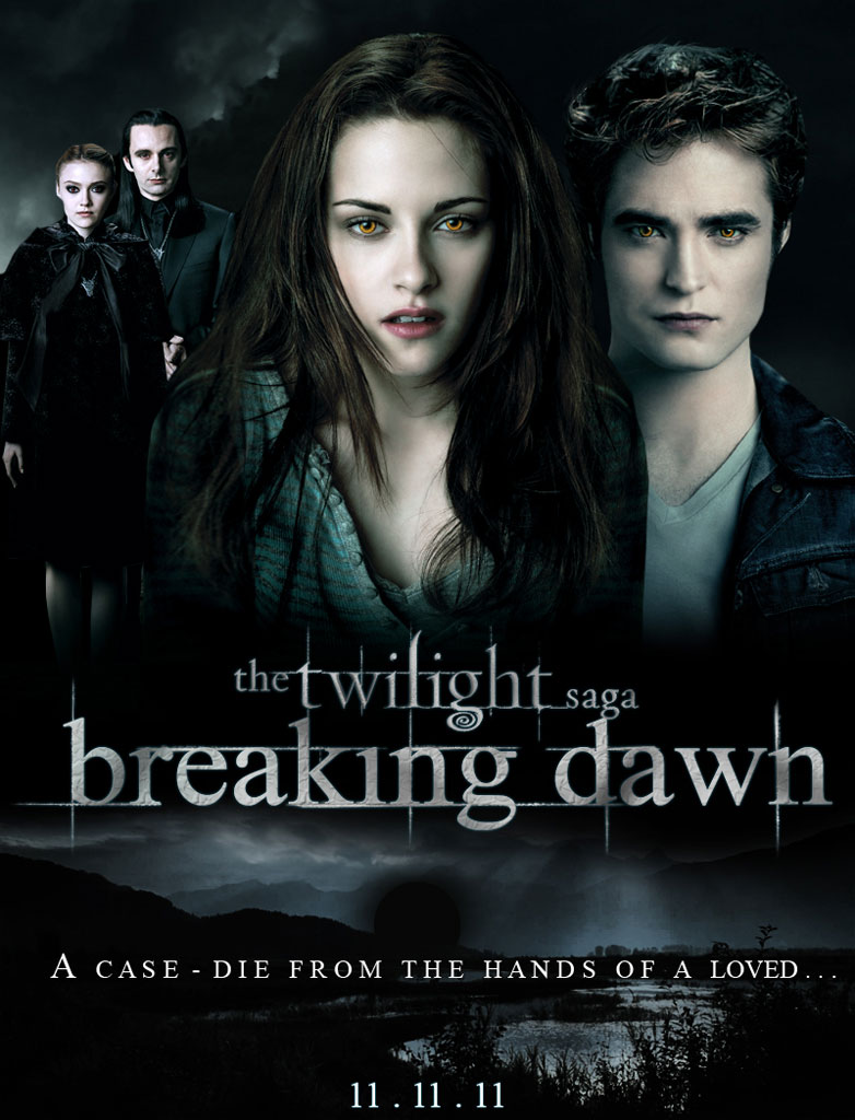 ��� ���� ���� ����� ������ The Twilight Saga Breaking Dawn.jpg