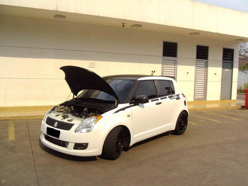 modifikasi suzuki swift 2010