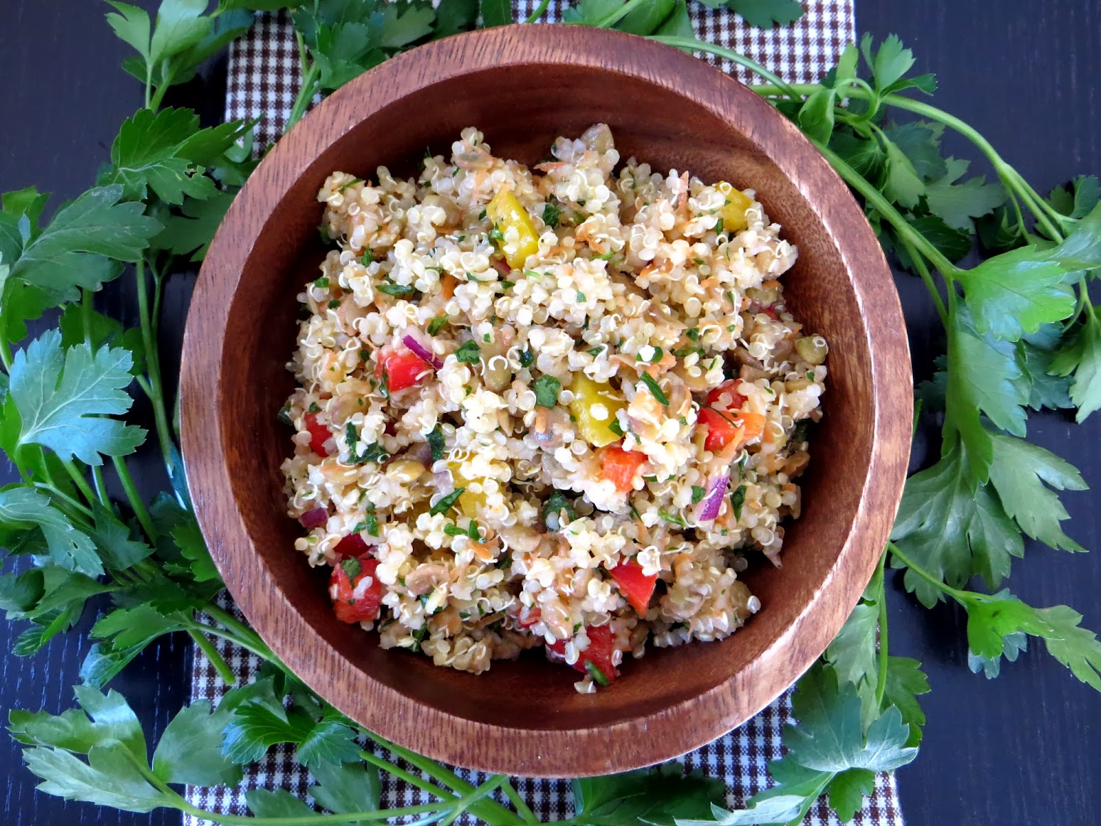 how to cook 1 2 cup quinoa