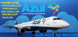 Confira aqui as promoção da azul linha aereo