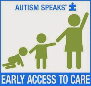 Proudly Supporter Of Autism Speaks