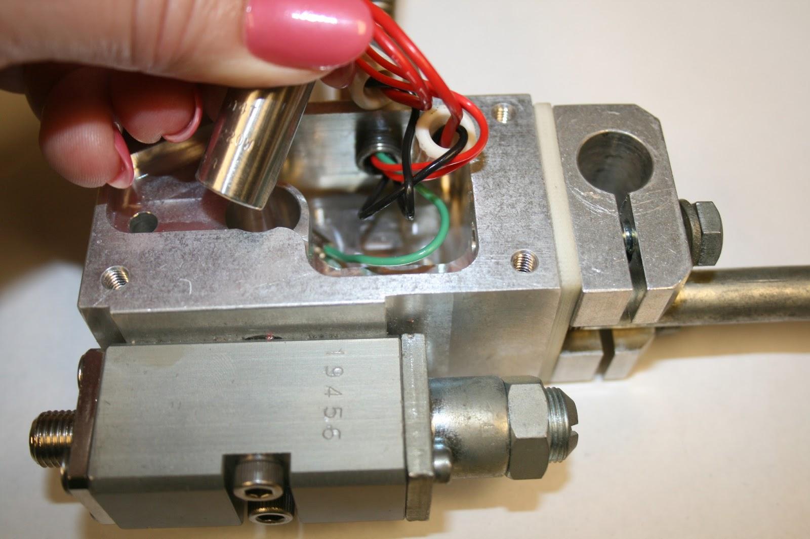 Repairing Nordson Glue Applicators