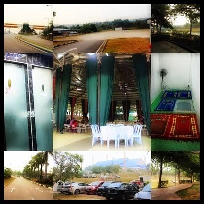 Kemudahan yang selesa untuk semua pengunjung