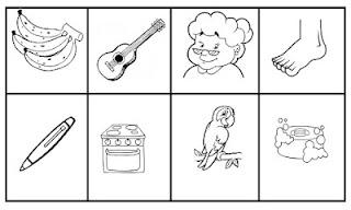 Bingo ilustrado silabas simples5