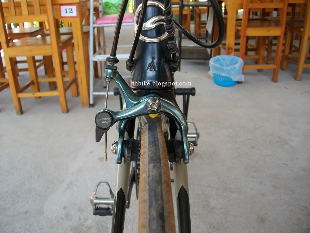 กล้ามเบรคหน้าจักรยาน