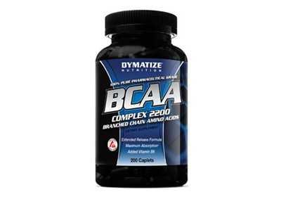 BCAA Dymatize