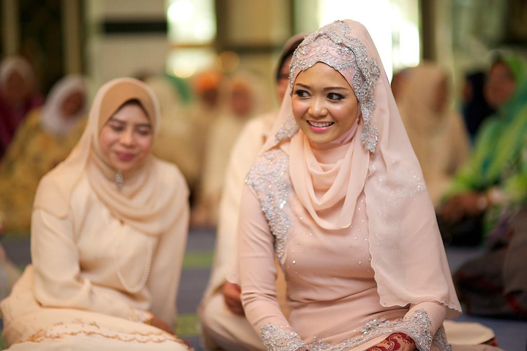Jenis gaun wedding