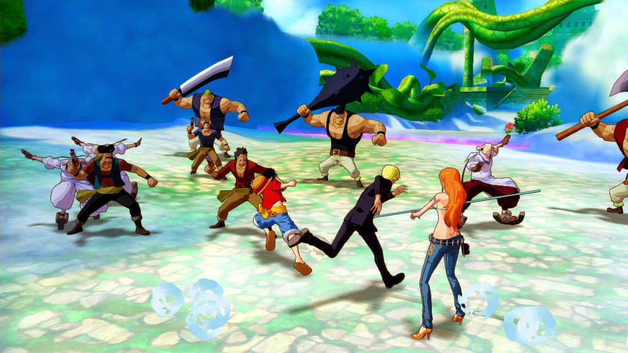 One Piece action RPG