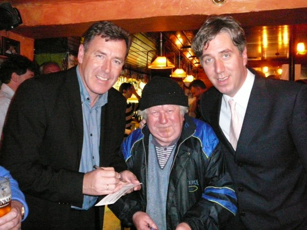 Listowel Connection: Martin Hickey,some shops and Killarney long ago