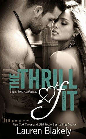 The Thrill of It Lauren Blakely