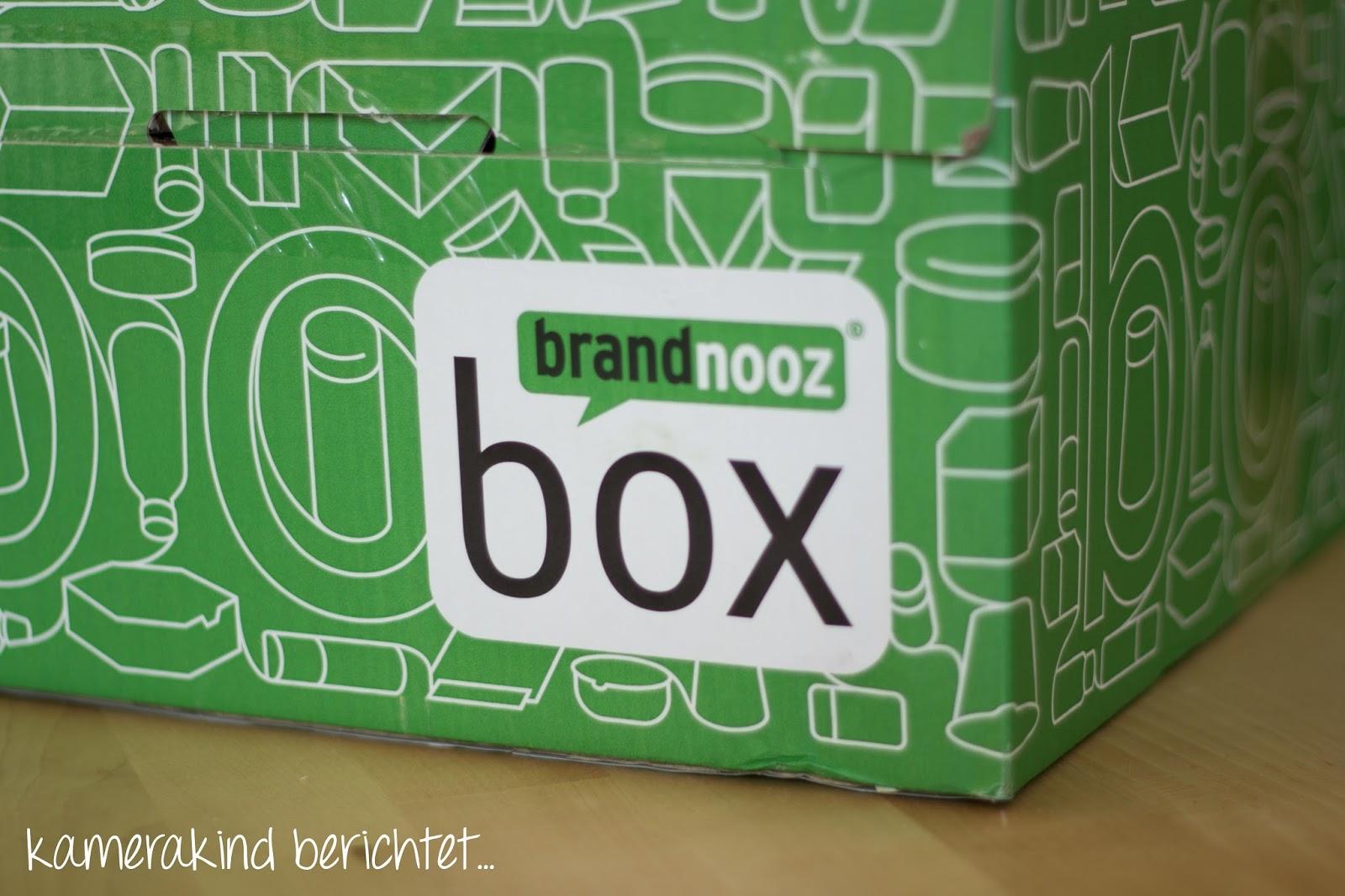 Beileger Brandnooz Box Januar