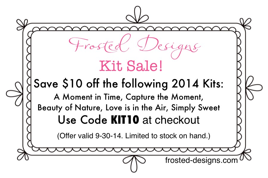 SAVE on Select Kits!