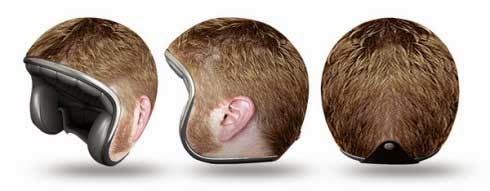 Helmet by Igor Mitin