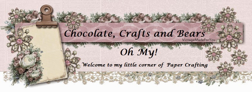 Chocolate Crafts and Bears, Oh My