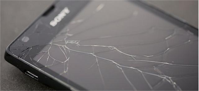 टेम्पर्ड ग्लास स्क्रीन प्रोटेक्टर
