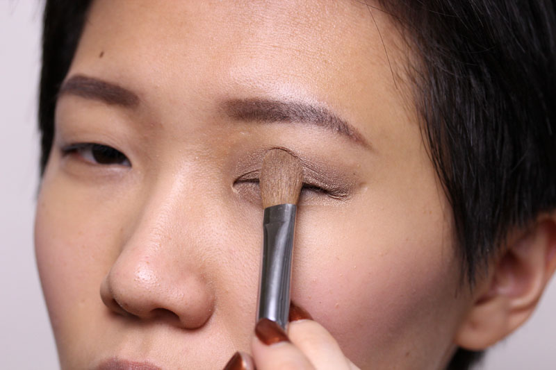 Messy Wands The Basic Makeup Application Tutorial