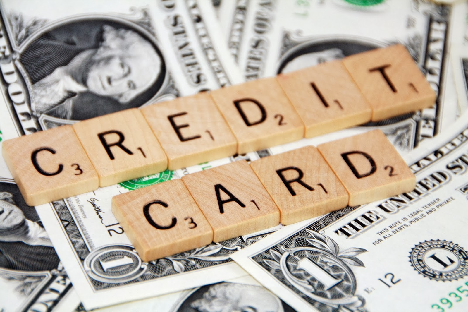 Credit card debt may be restructured or written off via bankruptcy