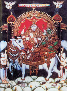 The Bull of Dharma
