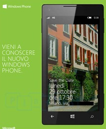 WP8 release date is 1st November