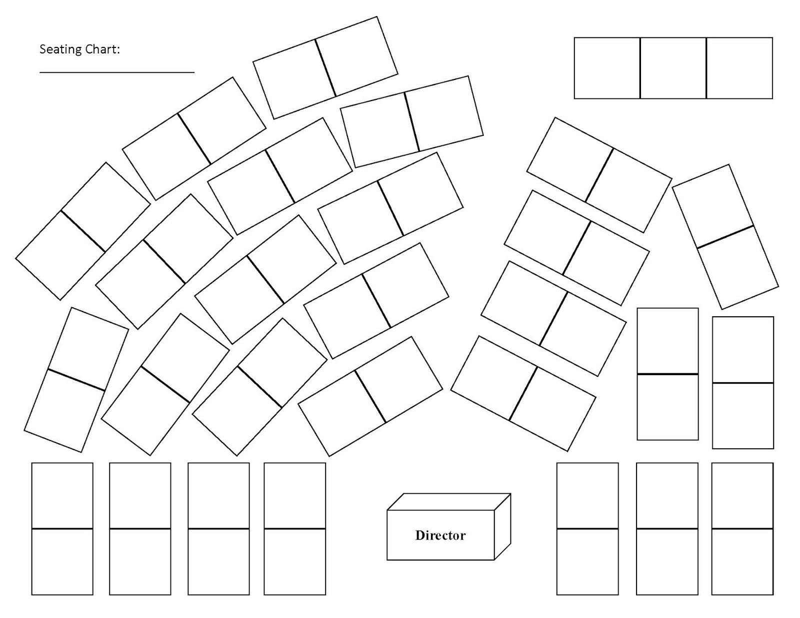 Orchestra Classroom Ideas Seating Chart anyone – Seating Chart Classroom Template