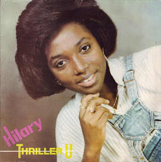 Thriller U - Hilary