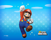 #13 Super Mario Wallpaper