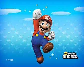 #13 Super Mario Wallpaper