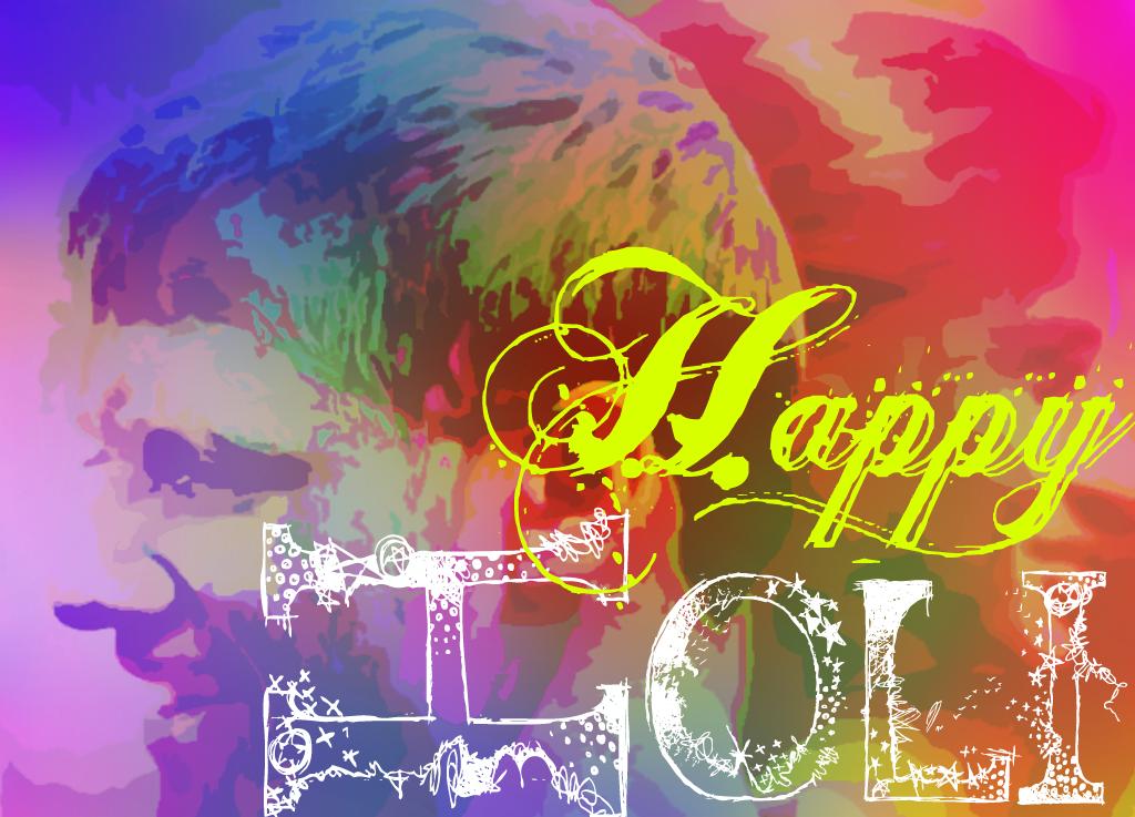 Happy Holi 2015 DP