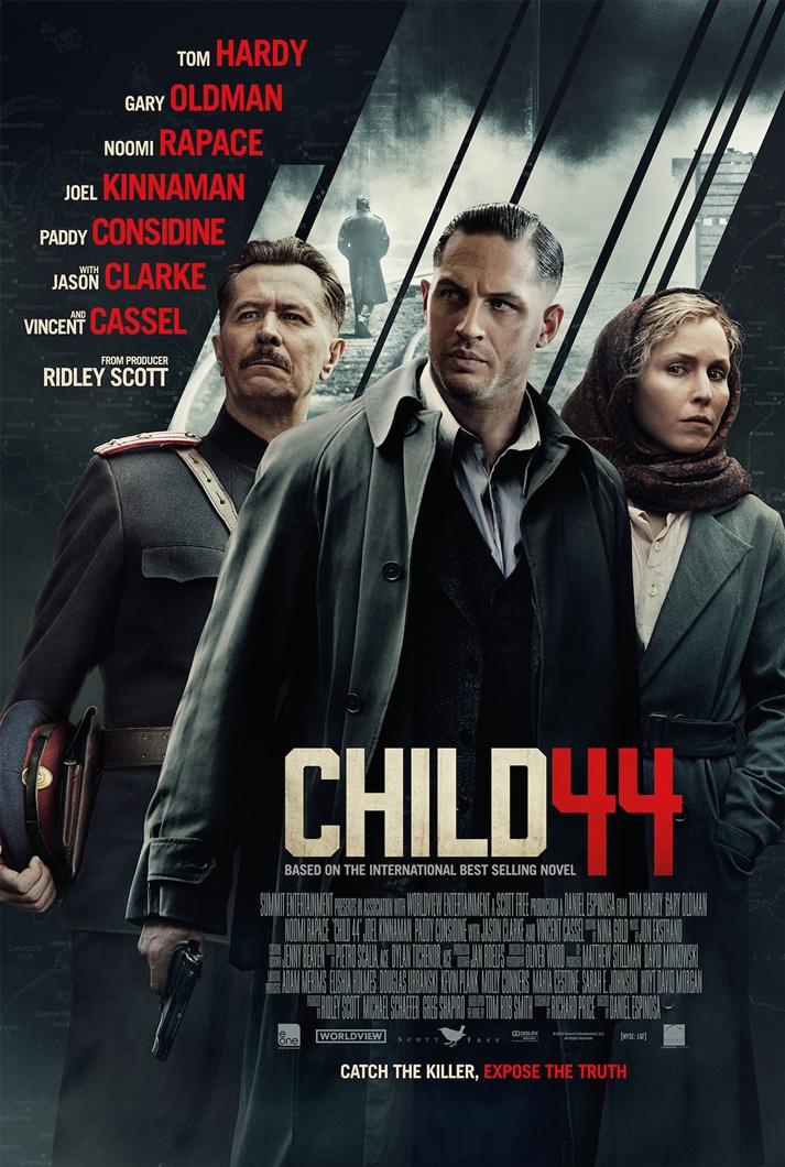 Póster: Child 44