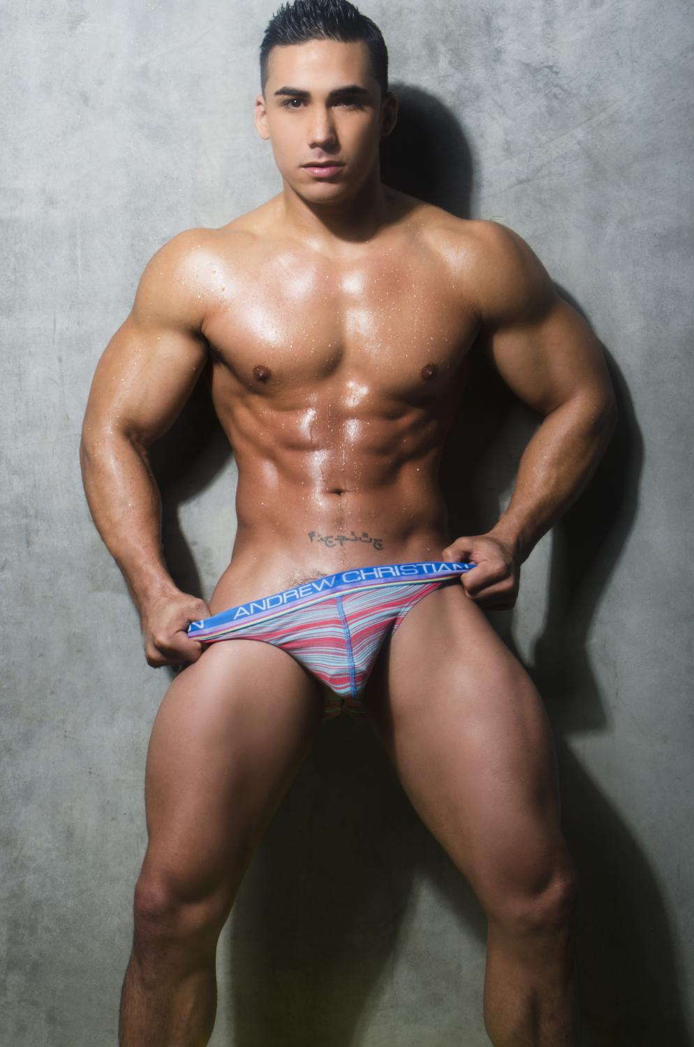Topher Di Maggio has appeared as eye candy before ( July 13, 2015 ...