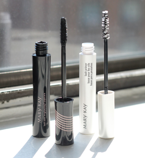 Sprinkles and Style || Mary Kay Lash Love Lengthening Mascara and Lash Primer