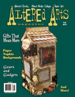 Altered Art magazine Fall 2013