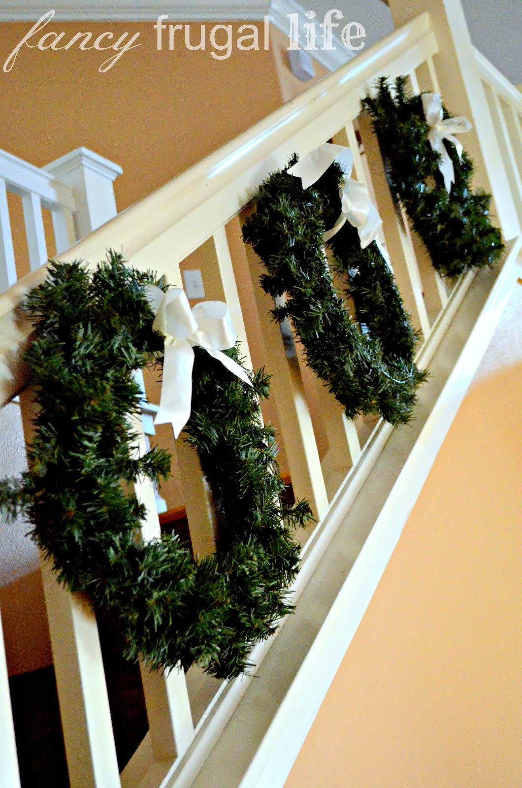 Christmas 2012 Home Decor Tour