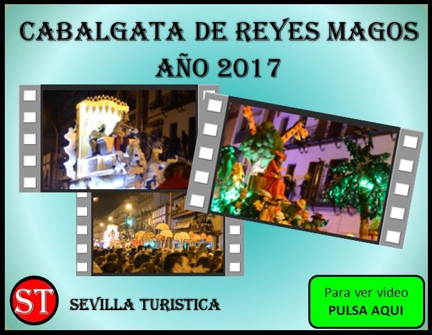 CABALGATA DE REYES MAGOS 2017