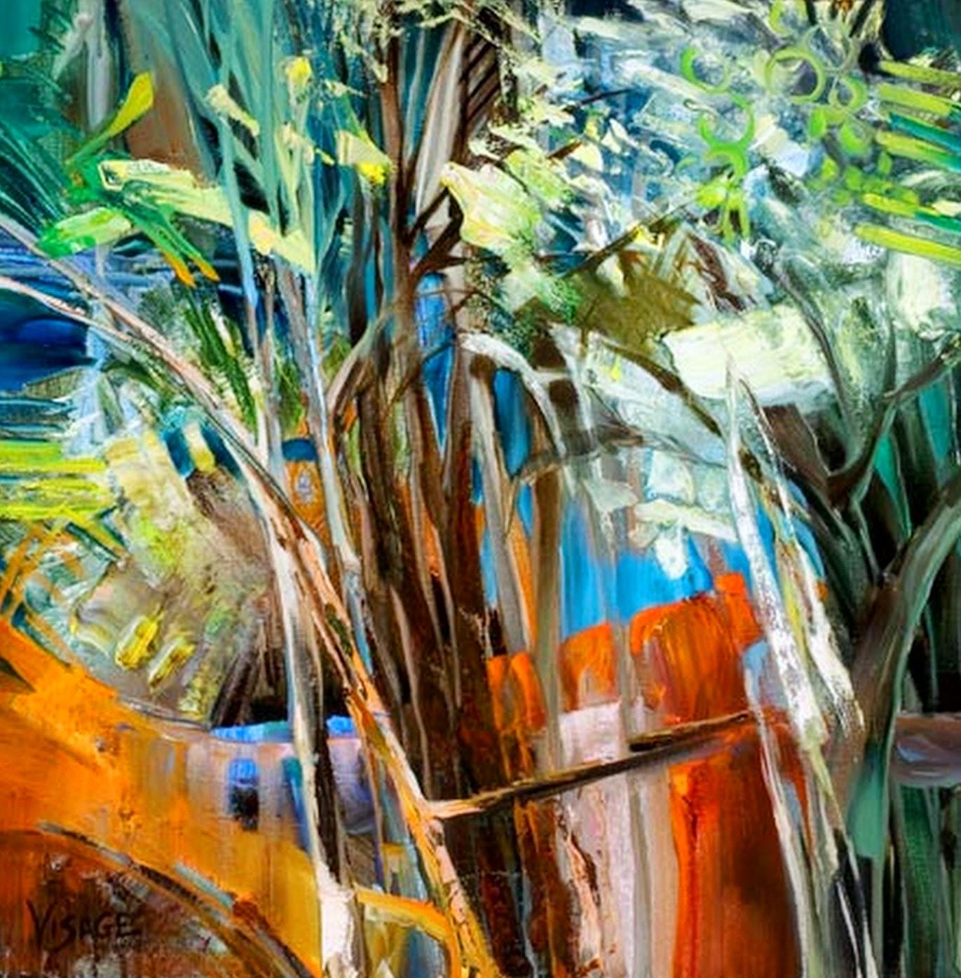Cuadros modernos cuadros modernos pinturas al leo for Fotos de cuadros abstractos al oleo