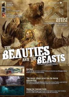 2DArtist Magazine Issue 041 May 2009
