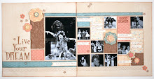 February Play Group Scrapping Class Layouts