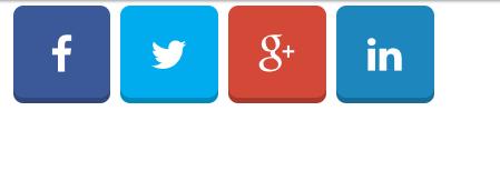 Les couleurs css des logos de google+, facebook, linkedin et twitter, A Unix Mind In A Windows World