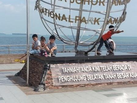 Penghujung Tanah Besar Asia, Pontian