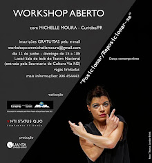 Workshop Aberto com Michelle Moura