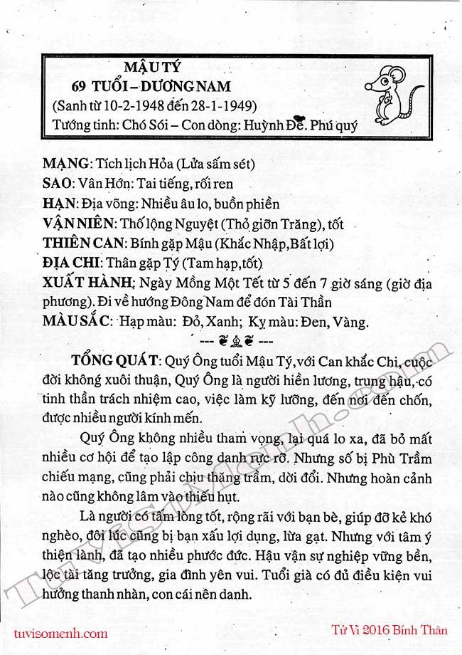 Tuoi Mau Ty nam 2016