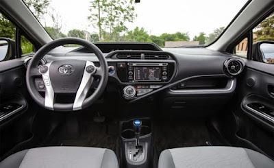 2015 Toyota Prius C Release Date