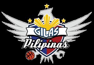Logo of Team Smart Gilas or Gilas Pilipinas