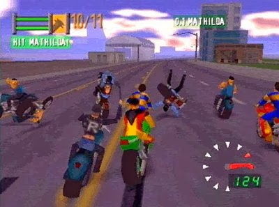 Road Rash Game screenshots